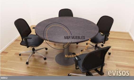 Mesas para reuniones redondas