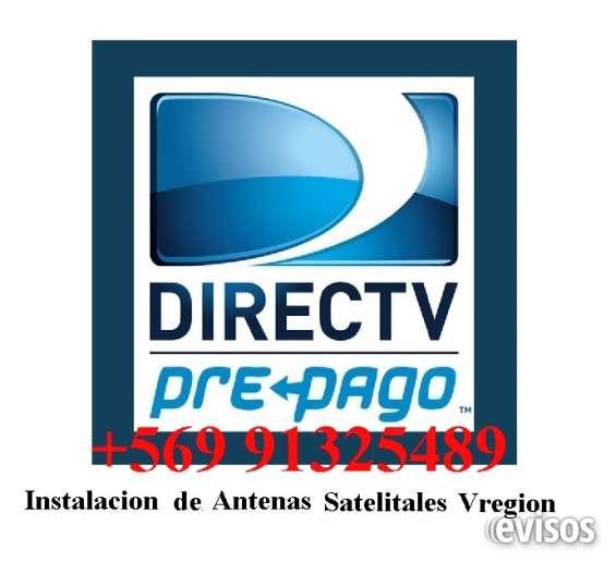 Kit prepago directv cel:+569 68541722.