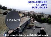 RECEPTORES satelitales wsp:+569 91325489 V region