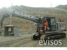 Equipo scaler minería subterránea