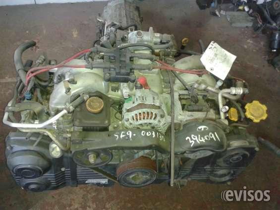 Venta de motores subaru legacy ej20, importados desde japón