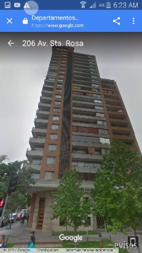 Fotos de Vendo departamento 2 dormitorios 2 baños metro sta lucia 14