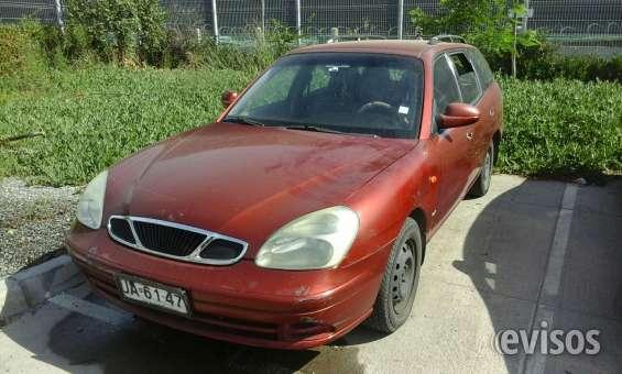 Auto daewoo nubira a la venta