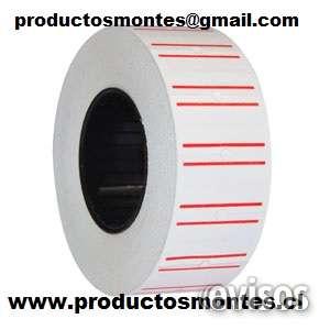 Etiqueta  motex 5500
