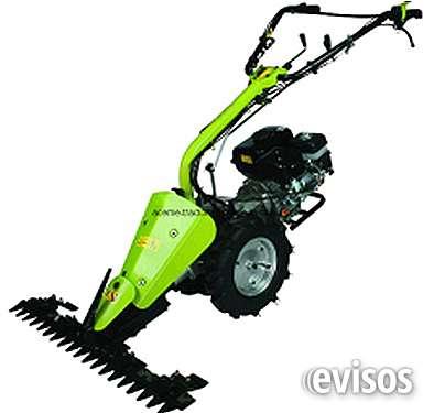 Segadora agrícola motor 4 tiempo 6,5 hp