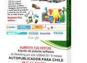 Software de marketing de tienda en santiago de ch…