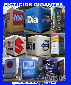 Cubos inflables