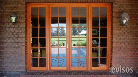 Fotos de Puertas y ventanas en madera 1