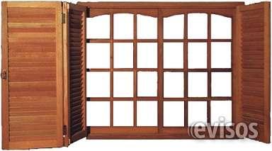 Fotos de Puertas y ventanas en madera 7