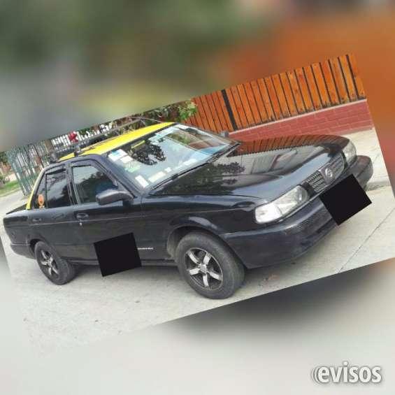 Taxi basico nissan v16 a gas y bencina