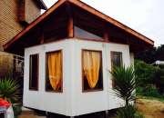 Lindas cabañas equipadas para 6 personas en el tabo