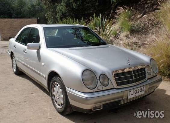 Mercedes benz clase e e240 1999