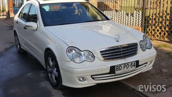 Mercedes benz c180 kompressor 2007