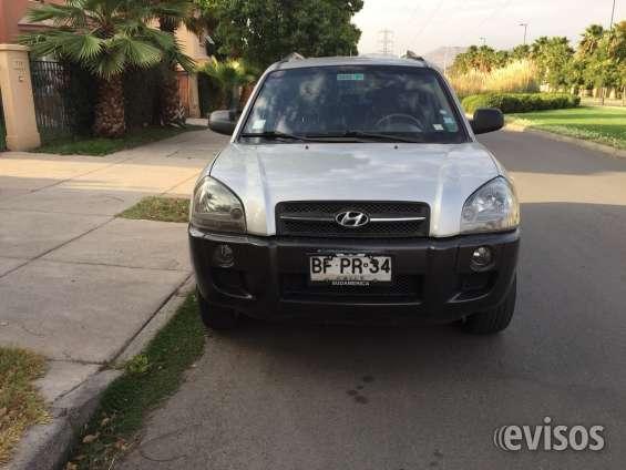 Hyundai tucson gl 4x4 2.0 automatico 2008