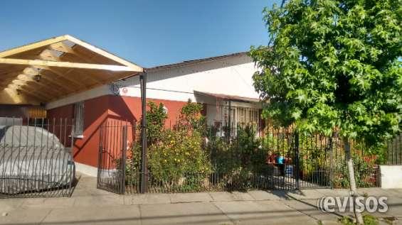 Vendo hermosa casa, regularizada y ampliada..en villa residencial..