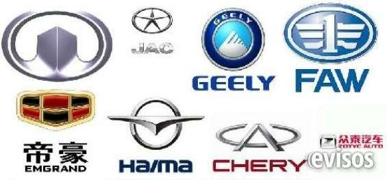 Sensores para autos chinos y otros