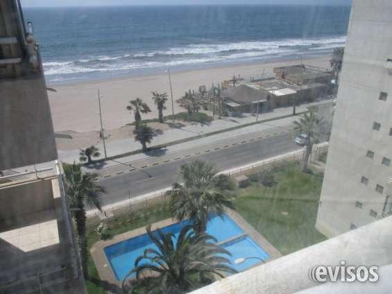 Vendo departamento de 2 dormitorios 58 mts/2 frente al mar en serena