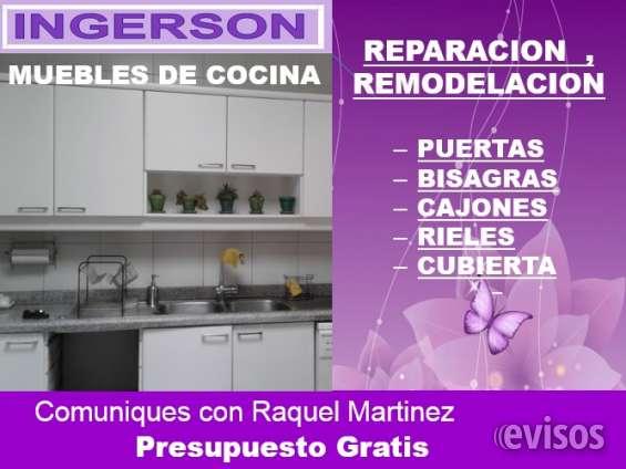 Reparación muebles de cocina en Providencia - Otros Servicios | 649854