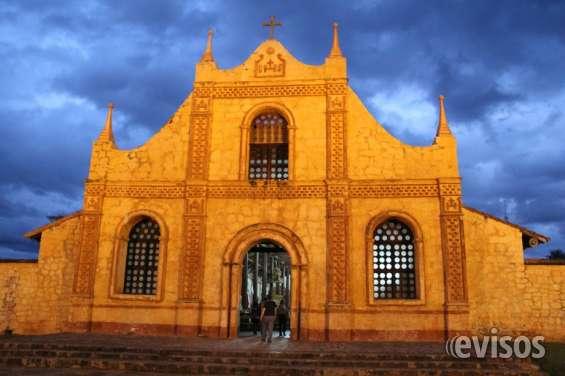 Templo de san jose de chiquitos