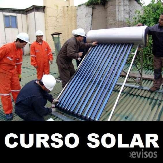 Curso energía solar térmico - 26 agosto