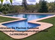 Construcción de piscinas en chillan y alrededores
