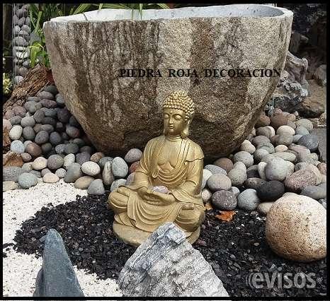 Fuentes de agua,esculturas en piedra,rocas decorativas