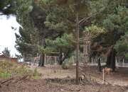 Parcela con excelente vista a la naturaleza en Laguna verde