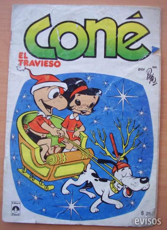 Comic cone de condorito numero 10.completo.1983.