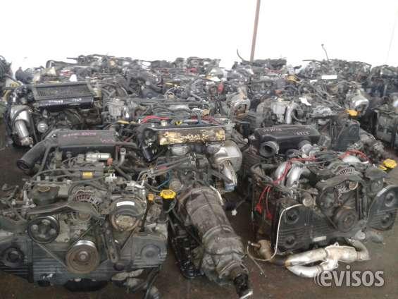 Venta de motores subaru, importados de japón