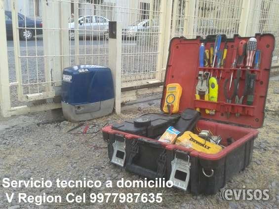 Portones automaticos, v region cel 977987635