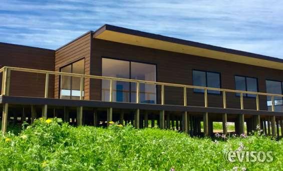 Casas prefabricadas de 24m2 hasta 156m2