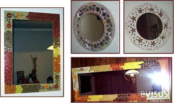 Espejos con mosaico en santiago en La Reina - Muebles   546365