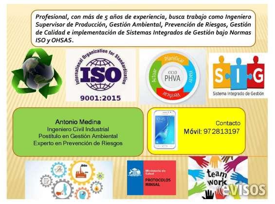 Implementación de sistemas de gestión