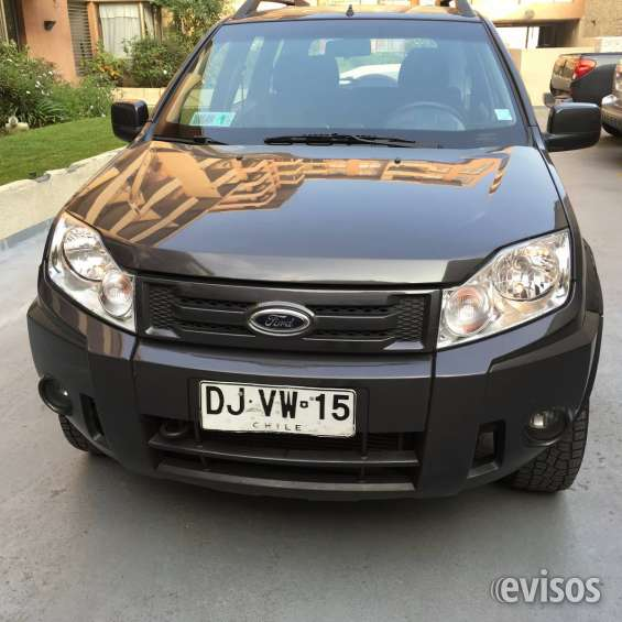 Ford new ecosport xlt plus 1,6