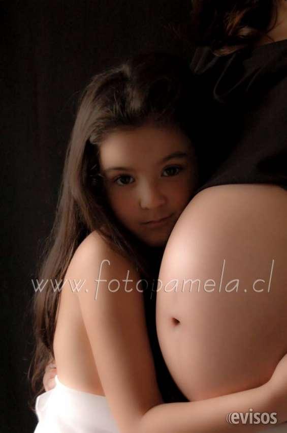 Estudio fotografico en santiago para embarazadas