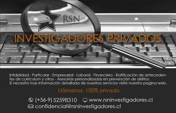 Investigadores privados, seguimiento, infidelidades