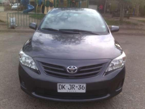 Toyota corolla xli ls 1.6 2013