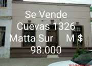 Vendo casa habitación en Santiago comuna de Santiago