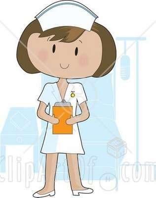 Enfermera, chofer y cocinero