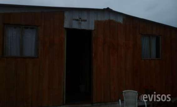 Pequeña cabaña interior
