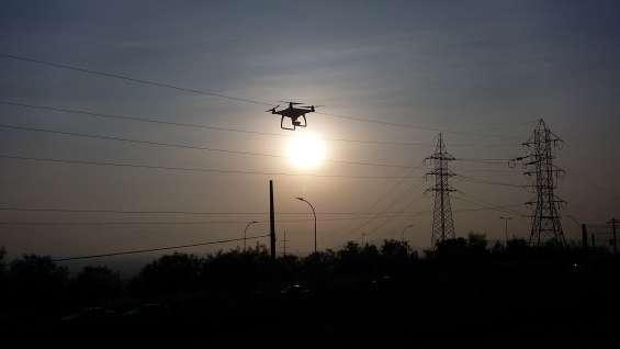 Orto fotos e imágenes fotogrametricas con drone