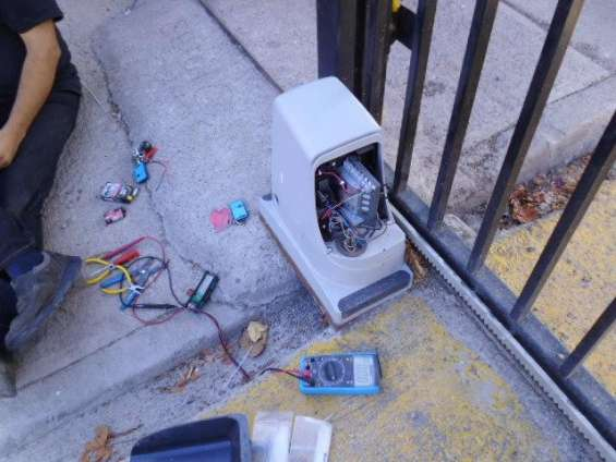 Tarjetas faac veloti reparaciones electronicas