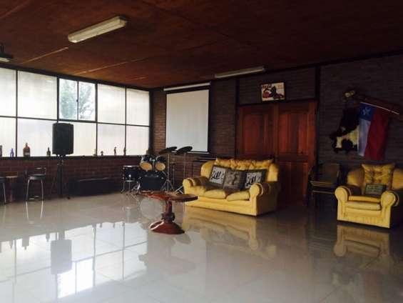 Sala de entretencion