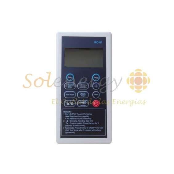 Control remoto controlador ep solar 20ah