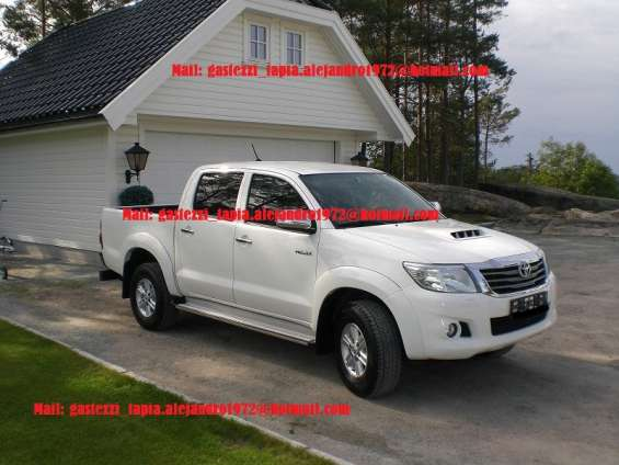 Toyota hilux 3.0 l 171hk