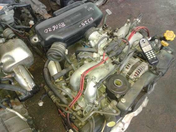 Motor subaru outback ej25, importados de japón