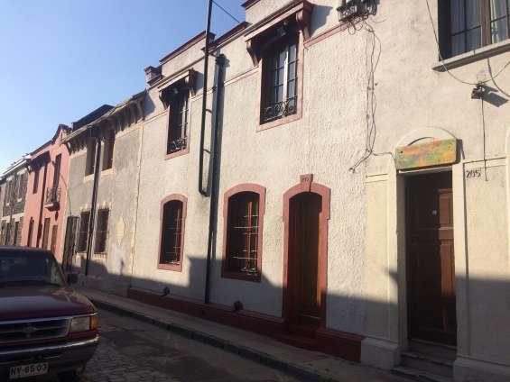 Casa en el barrio yungay