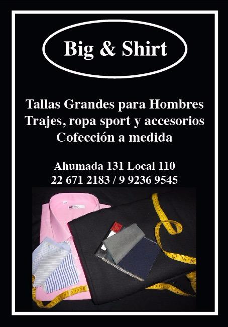 Ropa tallas grandes para hombre en Santiago - Ropa y calzado  336aae97b66