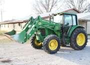 Tractor agrícola John Deere 6420, Año 2004