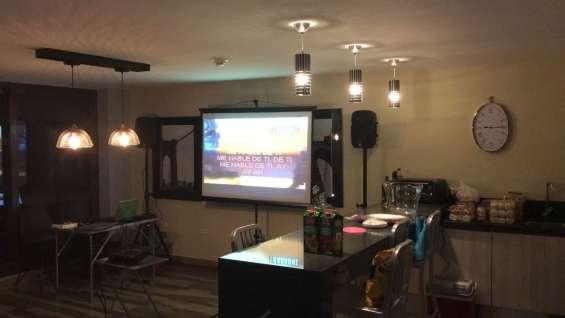 Karaoke a tu casa